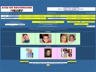 Avis de Recherches.com