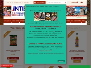 El Inti - Boutique péruvienne