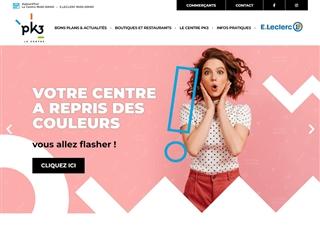 Centre commercial PK3 des Mauges (Cholet)