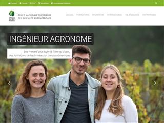 École nationale d'ingénieurs des travaux agricoles de Bordeaux (ENITAB)