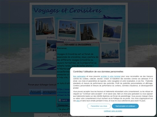 Voyages et Croisières