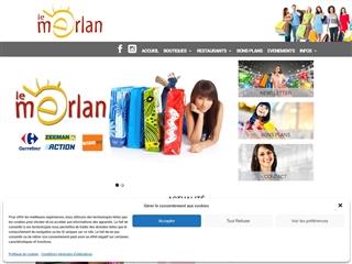 Centre commercial Le Merlan (Marseille)