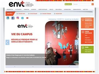 École nationale vétérinaire de Toulouse (ENVT)