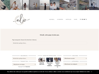 Nolwenn C. : Gastronomie