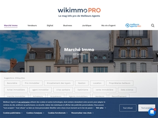 Meilleurs Agents : Wikimmopro : Marché Immo