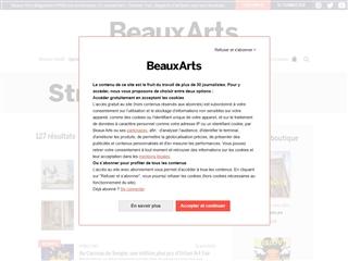 Beaux Arts : Street art