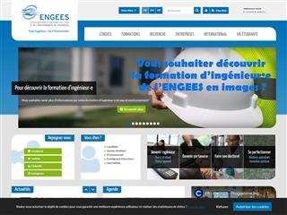 École nationale du génie de l'eau et de l'environnement de Strasbourg (ENGEES)