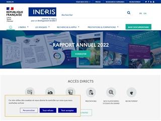 Institut National de l'Environnement Industriel et des Risques (INERIS)
