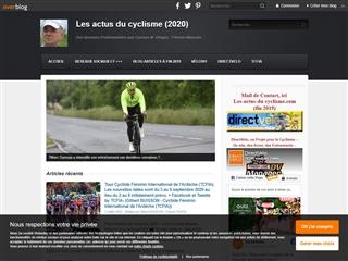 Les actus du cyclisme