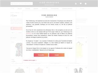 Videdressing.com : J. Crew