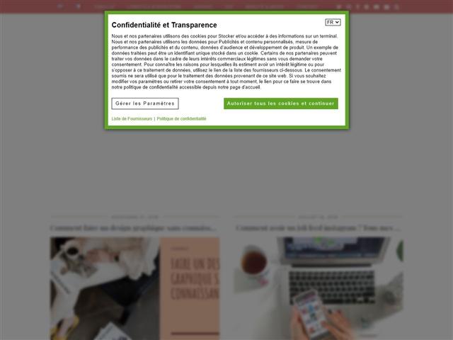 Plume d'Auré : Blogging