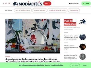 Médiacités : Nantes