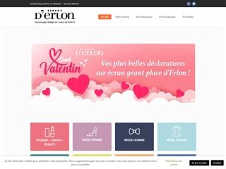 Centre commercial Espace d'Erlon