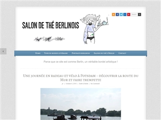 Salon de thé berlinois