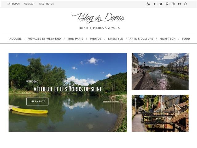 Le Blog de Denis