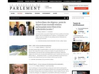 Le Courrier du Parlement : Politique