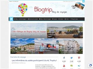 Blogtrip - Blog de voyages autour du monde