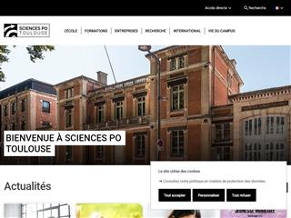 Institut d'études politiques (IEP) de Toulouse