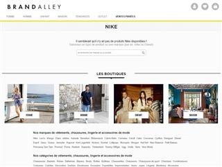 Brandalley : Nike