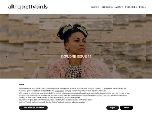 All The Pretty Birds