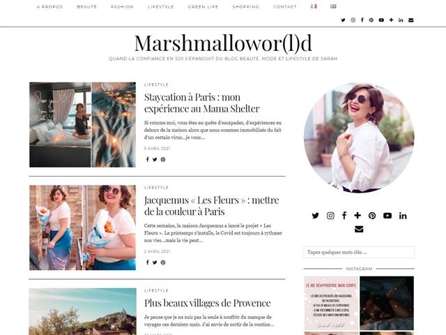 Marshmallowor(l)d : City-guides et Bonnes Adresses