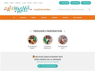 Le Blog de Cuisine Antillaise de Tatie Maryse
