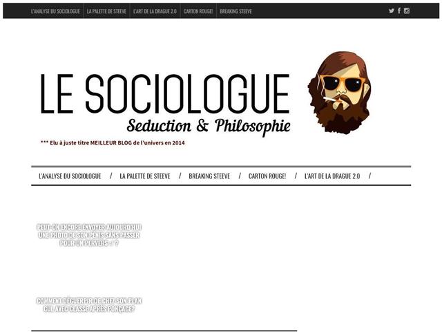Le sociologue