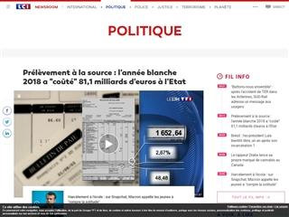 TF1 News : Poltique