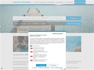 Havas Voyages : Célibataires