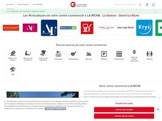 Centre commercial La Riche