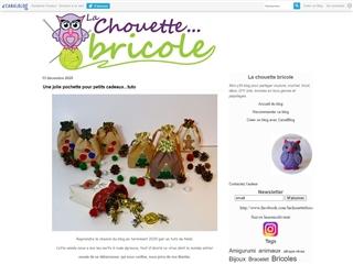 La Chouette... Bricole