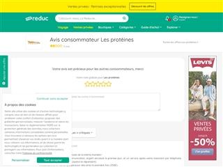 Ma-reduc.com : Les Protéines.com