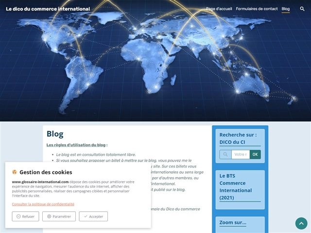 Le Blog du Dico du Commerce International