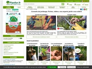 Planfor : Conseils de Jardinage