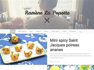 Ramène La Popotte