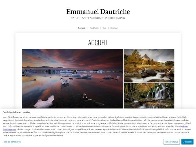 Emmanuel Dautriche