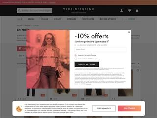 Videdressing.com : La Halle