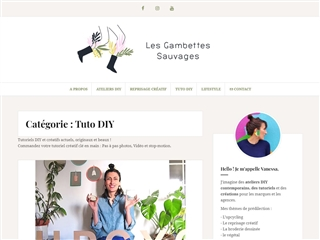 Les Gambettes Sauvages : Do It Yourself