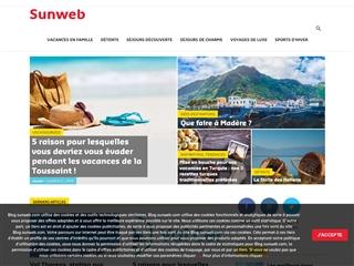 Sunweb : le blog