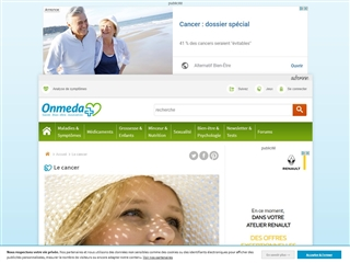 Sante-AZ : Cancers