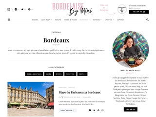 Bordelaise by Mimi : Bordeaux