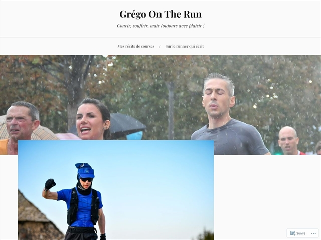 Grégo On The Run
