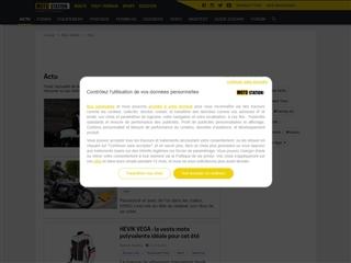 Moto Station : actualité