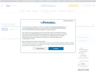 La Provence : Politique