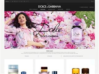 Dolce & Gabbana : Parfums