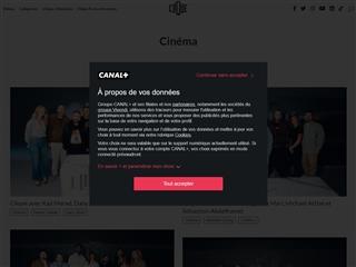 Clique.tv : Cinéma
