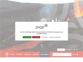 Institut de physique du globe de Paris (IPGP)