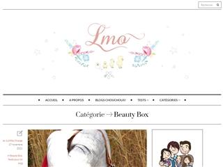 LMO - La Mite Orange : Beauty Box