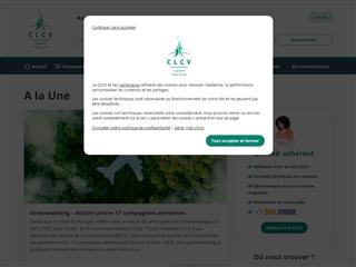 Association nationale de défense des consommateurs et usagers (CLCV)
