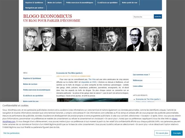 Blogo Economicus